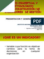 Curso completo  construccioN indicadores de gestion