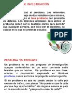 Estructuración Del Problema Objetivos Protocolo
