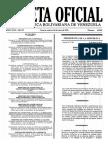 Sistema Centralizado y Estandarizado de Compras Públicas para los órganos y entes de la Administración Pública Nacional.