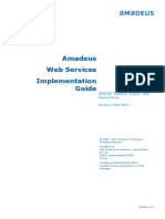 Amadeus WBS Implementation Guide - Internet Booking Engine With Master Pricer - V.1.1