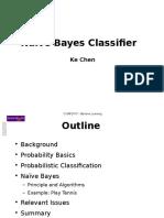 Naive Bayes Herni