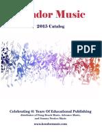 Kendor Catalog 2015 Web