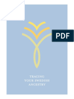 Tracing Your Swedish Ancestry