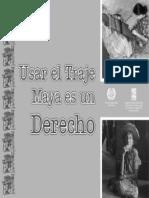 Traje Maya