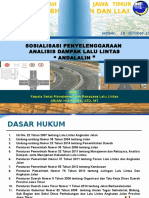 Andalalin_1_Paparan Andalalin Jawa Timur (Arjani) Pada Sosialisasi Jember 2015