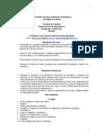 Jornalización Geometría y Trigonometría MM-111