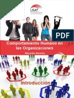 Comportamiento Organizacional 2015 Profesionalización Est
