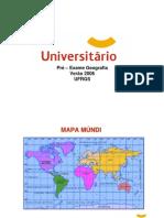 Geografia - Dicas ufrgs 2006