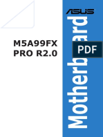 m5a99fx Pro r20 v3 Web