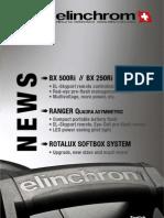 Elinchrom Photokina News 2008