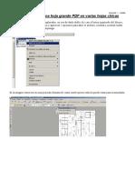Como Imprimir Con PDF