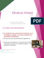 ESCUELAS TOTALES