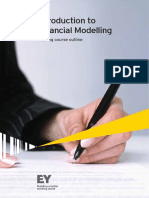 EY Introduction to Financial Modelling