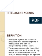 Ec Unit v Intelligent Agents