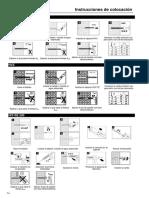 Analisis EstructuralAnclajesinstrucciones de Colocacion