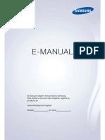 Samsung Slim LED HDTV E-Manual - Spanish.pdf
