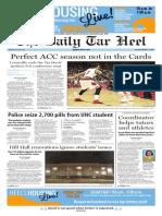 The Daily Tar Heel for Feb. 2, 2016