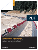 Continental - Conveyor Belt Products Guide - USA - 2014