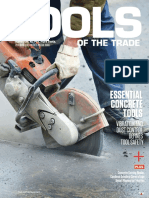 Tools of the Trade 2016 World of Concrete Special Issue