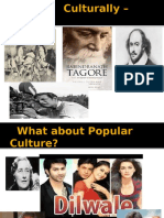 Introduction to Culture Studies Final