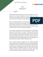 Fattma Areej - Rencana Pembangunan Kereta API Cepat Jakarta-Bandung