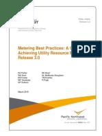 Metering Best Practices 2015