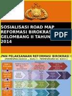 SOSIALISASI ROAD MAP full GEL ll, 2012 DIT PAMOBVIT POLDA NTB.pptx