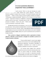 De La Macro-proiectarea Didactică