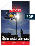 """Koha Ditore"" - ballina, 16 shkurt 2014"