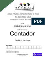 Contador Prova