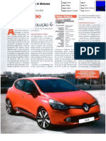 "O MOTOR RENAULT ENERGY TCe 90 NA ""CARROS & MOTORES"""
