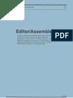 Texas Instruments Editor/Assembler TI-99/4A