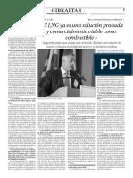 160102 La Verdad- El LNG Ya Es Una Solución Probada y Comercialmente Viable Como Combustible