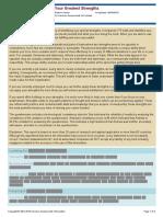 YGS Free Sample Report