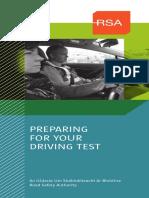 Preparing Driving Test DL v2