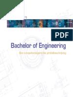 Bachelor of Engineering. Een Competentiegerichte Profielbeschrijving