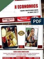 (Group 2 MLS 2C) CONSUMER BEHAVIOR (Kibig-Kibig Snack Bar)