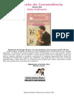 Kate Hoffmann - Casamento de Conveniência (Sabrina Noivas 23)