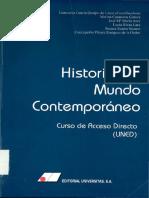 Historia Del Mundo Contemp or a Neo