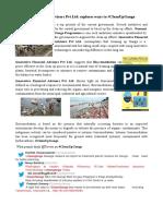 Fiinovation Clean Ganga Ways IFA Pvt Ltd Rohit Final Copy