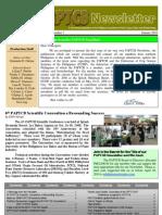 PAPTCB Newsletter Vol 1 No 1