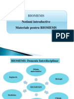 BIOMEMS 1-Notiuni Introductive