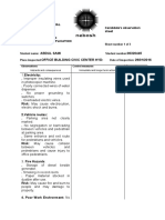 IGC3 Report Format