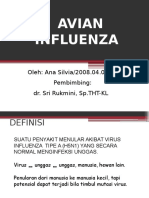 Avian Flu Ana