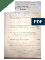 Mtech VTU IAR Question Papers