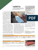 Orçamento Real - Fôrmas Madeira x Eps