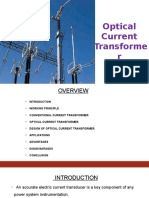 Optical Current Transformer