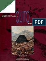 Arquitectura paisajista Quito