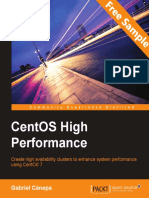 CentOS High Performance - Sample Chapter