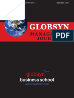 Globsyn Management Journal